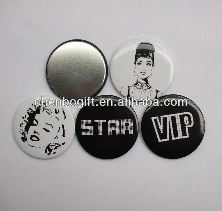 Custom metal magnetic fridge, souvenir tin fridge magnet,Travel souvenir magnets