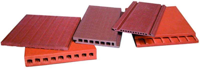 terracotta facade panel making machine vacuum extruder