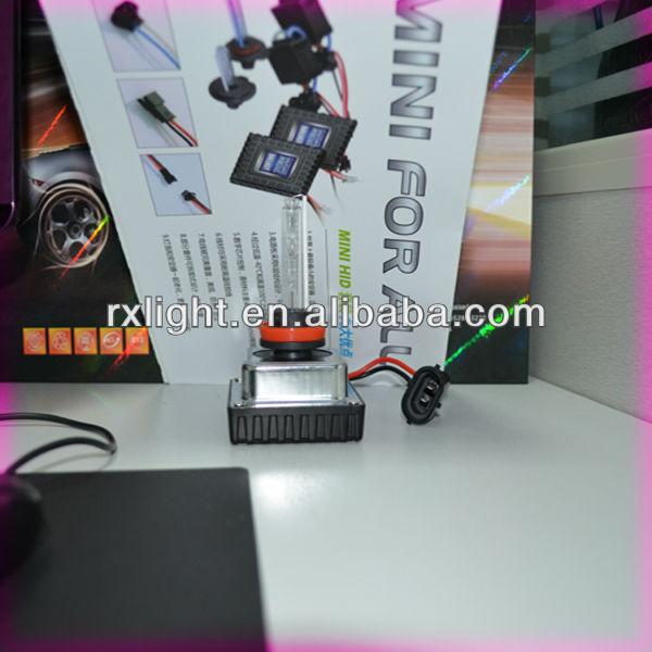 Guangzhou New design 12V 35W 55W MINI all in one kit xenon hid