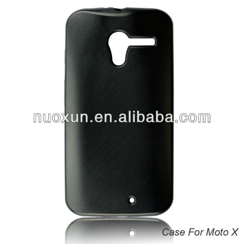 TPU mobile phone case for motorola X