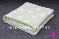 Покрывало Number of options coral cashmere blankets child baby blanket