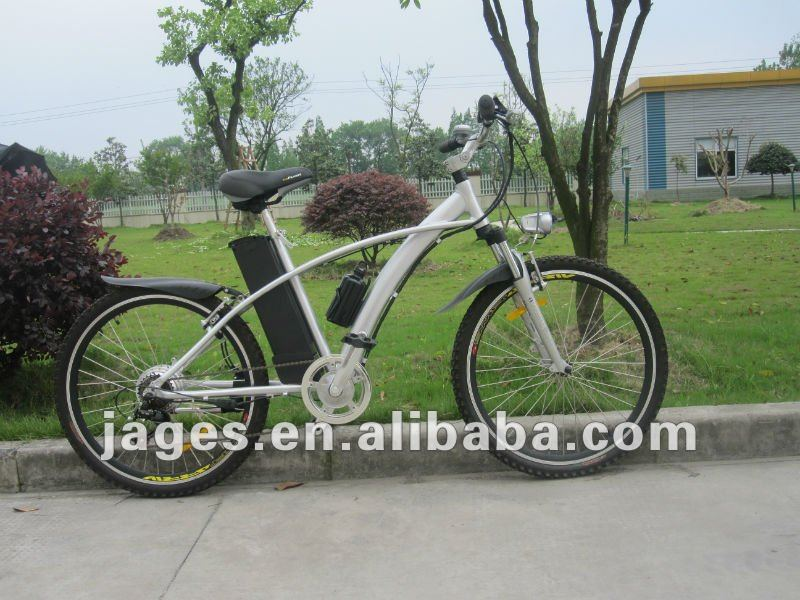 CE electric mountain bicycle