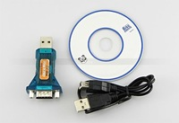 USB 2.0 to 9 pin RS232 COM Port Serial Convert Adapter D0159L Eshow