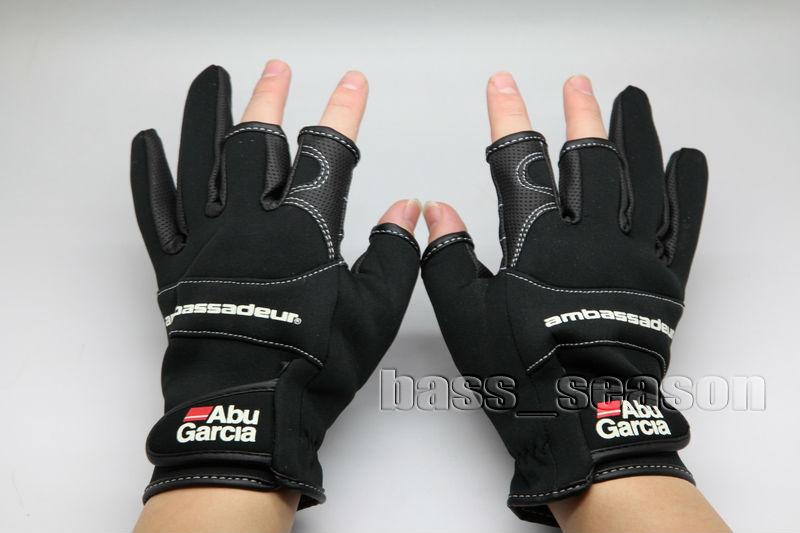 перчатки рыболовные для спиннинга