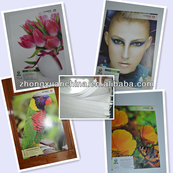 One Side Art Glossy Paper