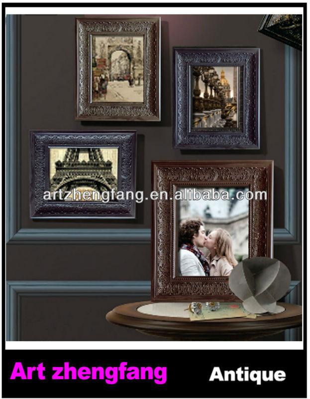 Timber frame arts home decor photo frame