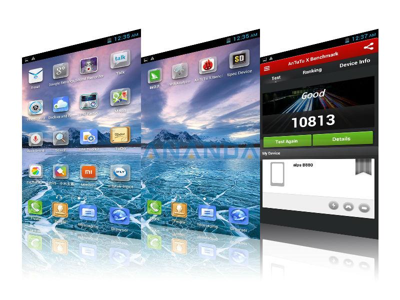 Low price china no brand smart phone NA502