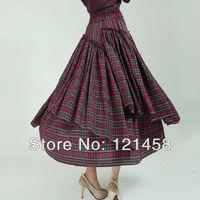 Женская юбка Long Maxi Skirts 100% , SK118