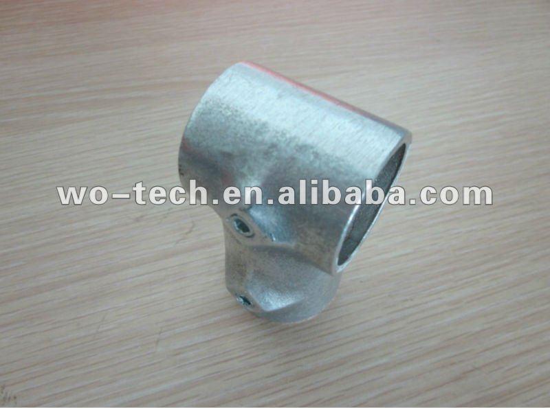 Elbow aluminium die casting shells