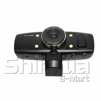 Автомобильный видеорегистратор GS1000 Car DVR Camera with GPS Logger + Ambarella Chip + Full HD 1920*1080P 30FPS + H264 + 4 IR Lights + 120