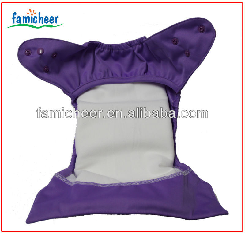 prefold cloth diaper cover