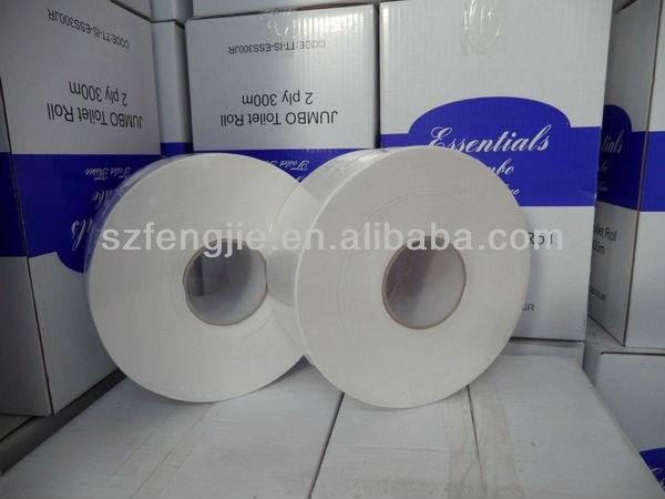 promorional tissue paper jumbo roll in 2012