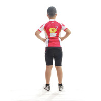 Детская футболка для велоспорта New Market product Children cycling clothing short set Quick Dry Polyester Korea Farbic Boys and Girls Bicycle Wear
