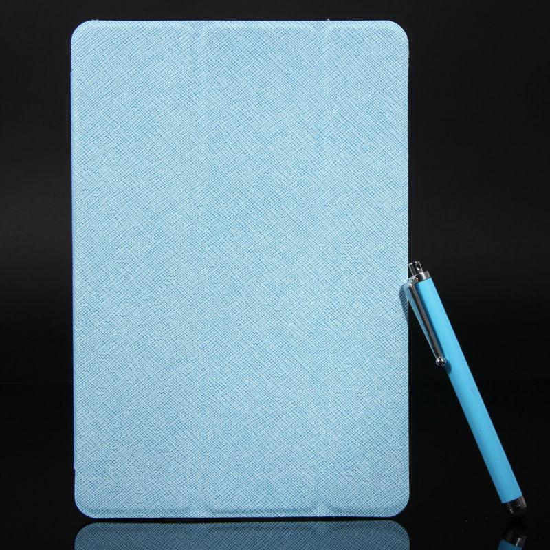 Slim Magnetic PU Leather Case For iPad mini
