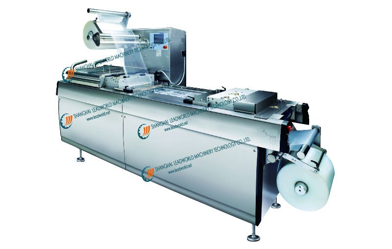 Auto Vacuum Thermoforming Packing Machine
