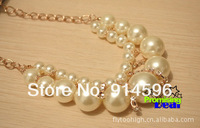 Free shipping women necklace pearl necklace fake collar accessories for women zg005