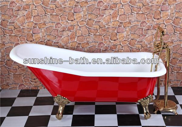 Caldo 66 pollici indipendente a buon mercato vasca da bagno ...
