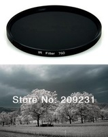 Фильтр для фотокамеры 55mm 55mm Infra Red Infra-Red IR Filter 720nm+760nm+850nm+950nm+bag