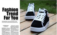 Мужские кроссовки Sale! 2013british Sneakers, new designed shoes, flat sports, casual shoes, trainers fashion by China Post: 40-44