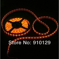 Supper Bright IP66 Waterproof 5M DC 220V SMD 3528 LED RGB 300 LED Strip Light 6 Colors Express 5pcs/lot