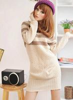 Женский пуловер 2013 Winter Women Long pineapple pin vintage sweater