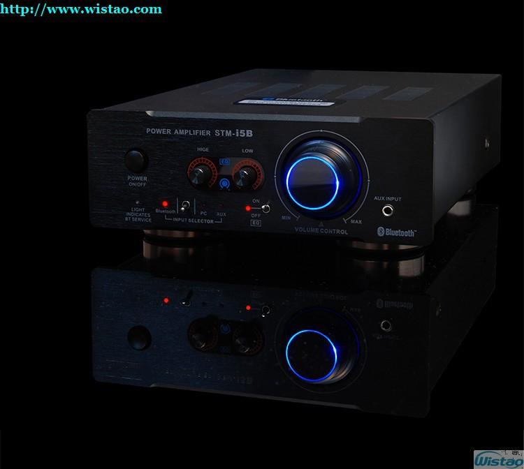 IWISTAO HIFI Bluetooth X100W Power Amplifier Audio NE5532