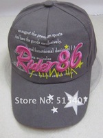 Женская бейсболка cotton embroidery baseball cap for men/women/teenages