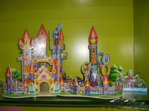 children 3D puzzle