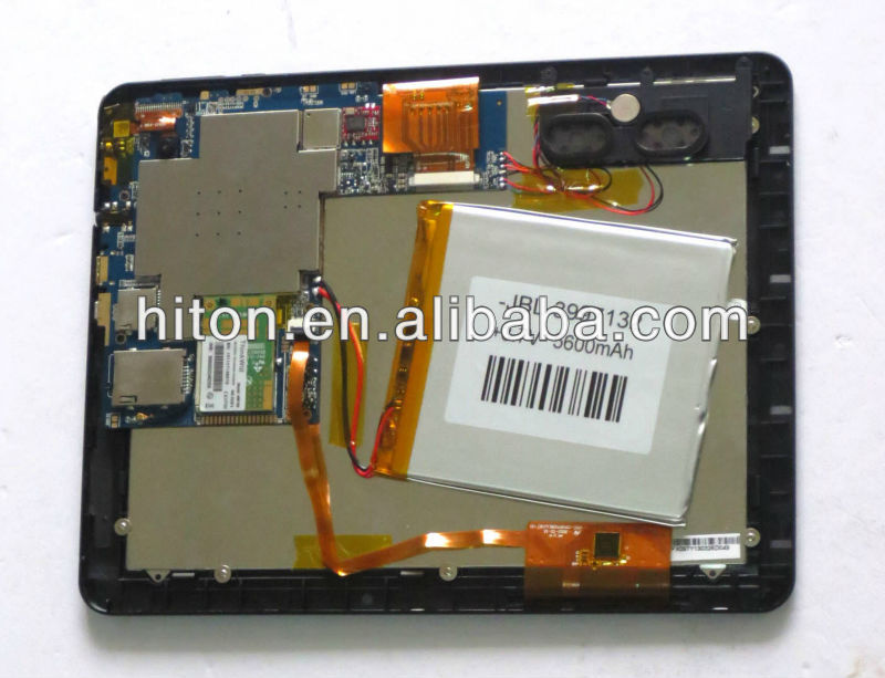 Cheap Factory quad core quad-core Rockchip RK3188 PCBA motherboard or RK3188 mainboard for RK3188 Tablet parts