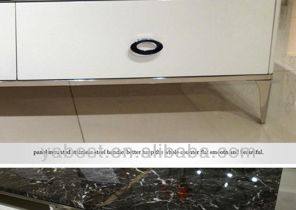 cheap flat screen tv stand marble top tv standB202