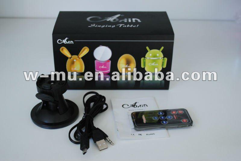 Hot FM radio Speaker with remote control china manufacturer