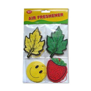 Promotional Paper Air Freshener