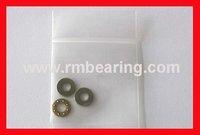 Упорный шариковый подшипник F4-10 Miniature thrust ball bearing