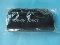 (HM-5B) Free Shipping, black microfiber cleaning cloth,20*20cm,soft glasses cloth