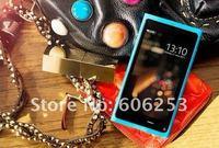 Мобильный телефон N9 Cell phone Mobile Phones 2GB 1:1 Quad band 3.6 touch screen Dual card Unlocked new 1pcs