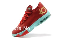 Мужская обувь new top quality men Kevin Durant basketball Shoes leather footwear Outdoor footwear Sports shoes