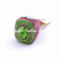 Wood rings wooden jewelry  wholesale&retail free shipping,GL041904