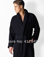 Мужской халат 2012! POLO men bathrobe, white color, super soft, natural & eco-friendly, welcome to and retail