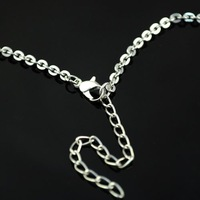 Ювелирная подвеска 5.98 for Blue eyes tears pendant necklaces, XL-1337, high shine layered metal chain design