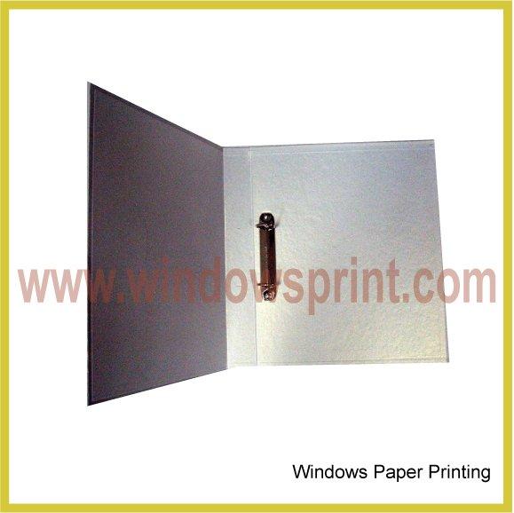 2,3 anel de Metal pasta arquivo / pasta