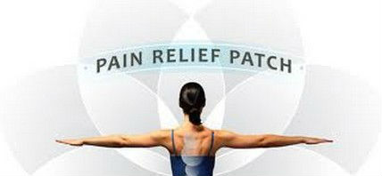 classical topical pain relief patch
