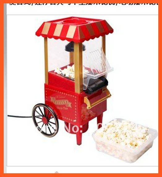 nostalgia popcorn machine manual