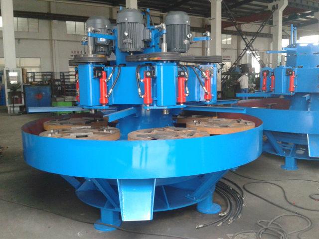 KB-125E/400 automatique terrazzo carrelage faisant la machine