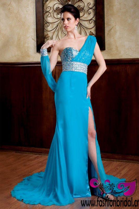 Dernier modele de robe de soiree