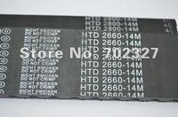 Приводной ремень Industrial timing belts HTD3360-14M-40 teeth=240 width=40mm HTD3360-14M Fiberglass core 3360-14M High Torque
