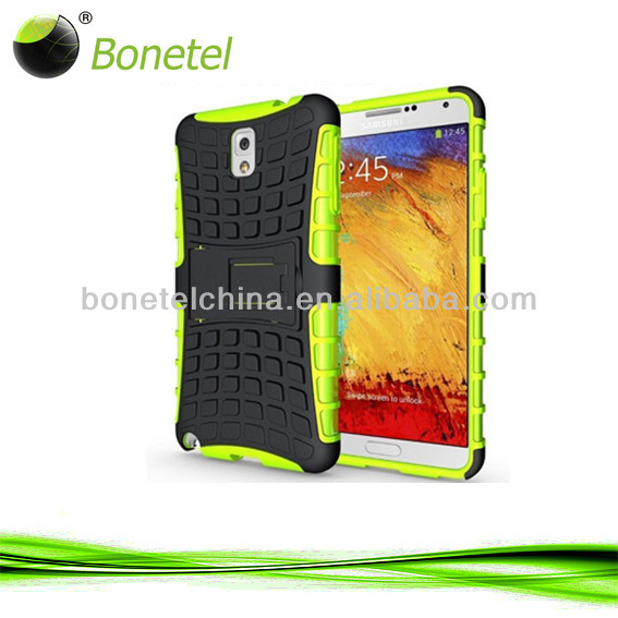 Mobile Phone case Heavy Duty Strong TPU Case For Samsung Galaxy Note 3