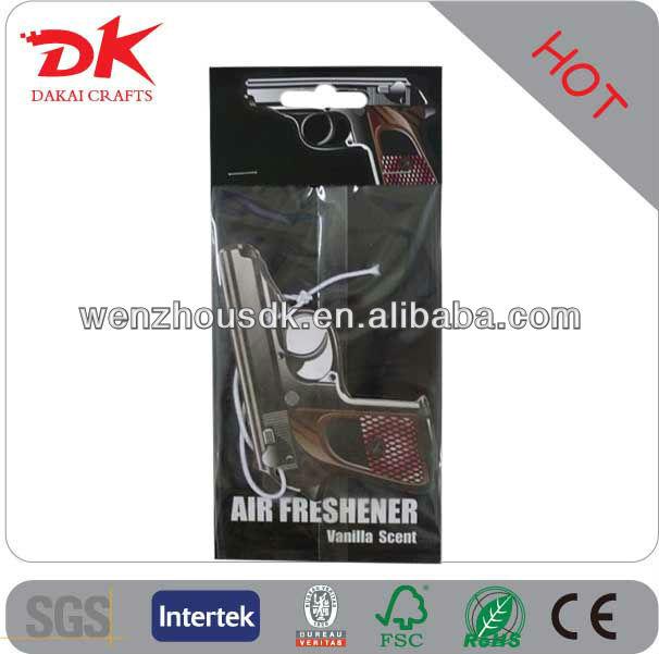 cherry frangrance custom car freshener