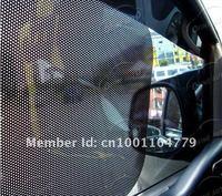 авто стекла козырька / зонтик, статические наклейки солнце занавес / изоляция занавес