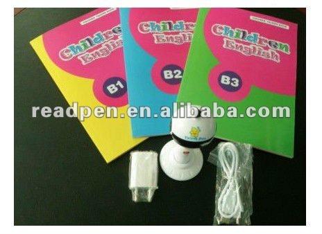 5 языков обучение говоря ручка и книга для детей Оптовая продажа, изготовление, производство