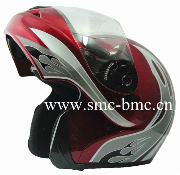 motorcycle helmet Flip-up Helmets